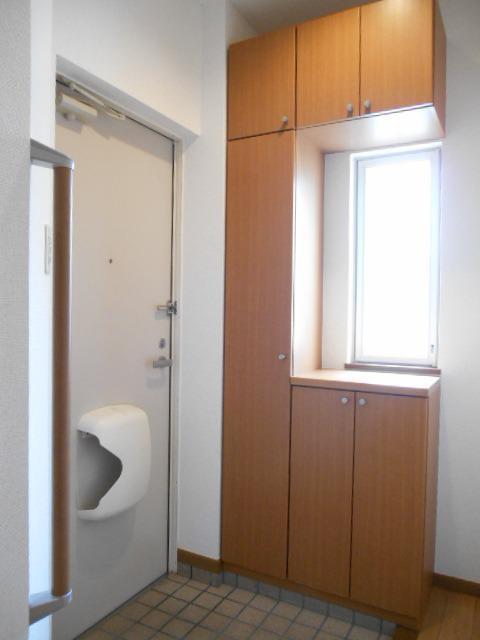 エターナル アルバ E 02020号室のバルコニー