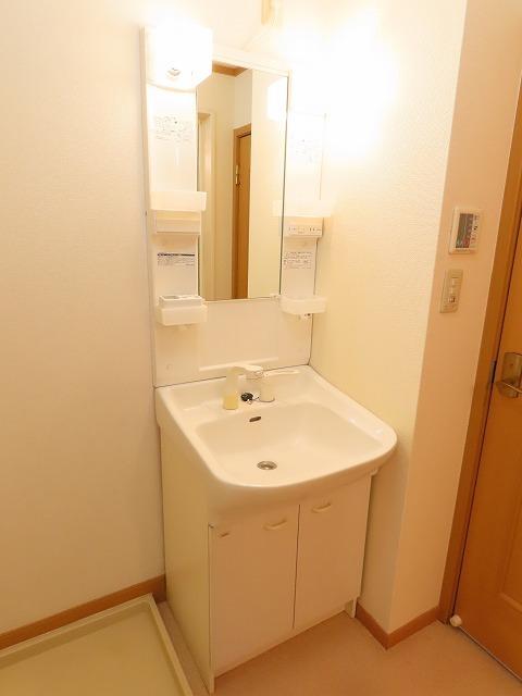 ヴェルドミールC 01010号室のトイレ