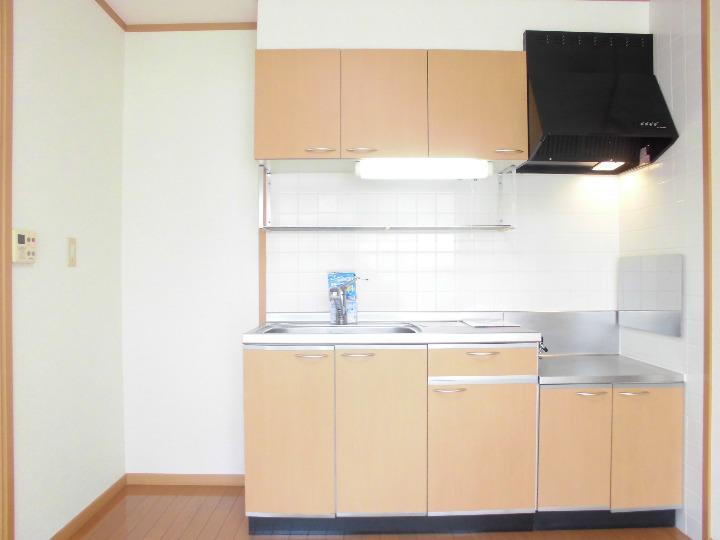 リブェール・メゾン 01020号室のキッチン