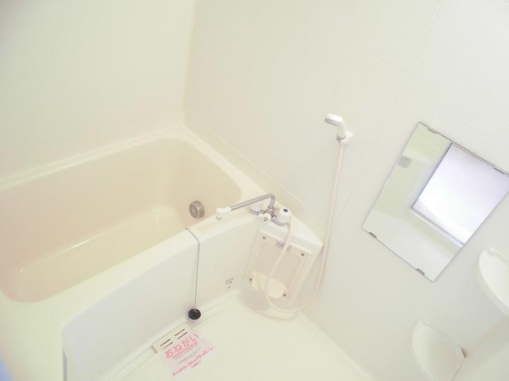 リブェール・メゾン 01020号室の風呂