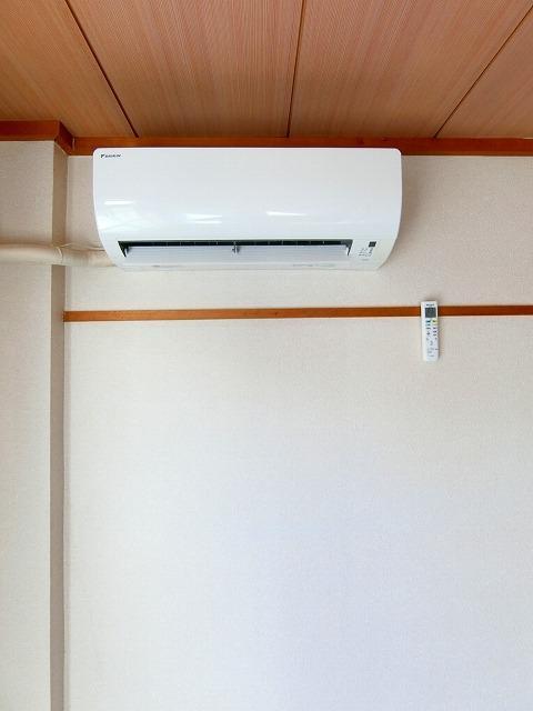 シティハイツ中島 02020号室の設備
