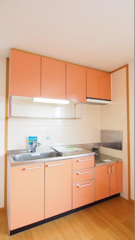 サニーフィールドからたち B 02020号室のキッチン