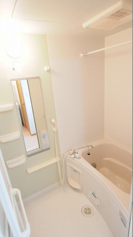 サニーフィールドからたち B 02020号室の風呂