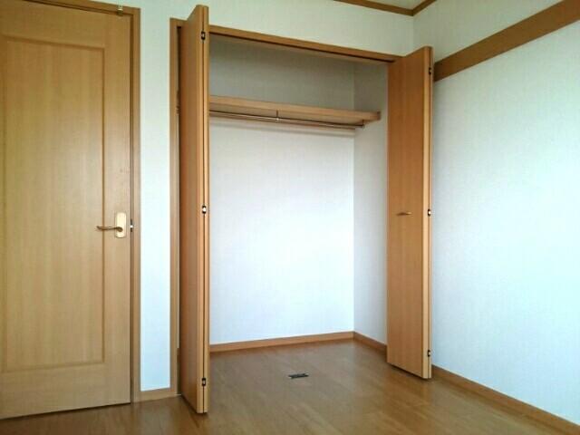 ベル ソレイユ Β 202号室の玄関