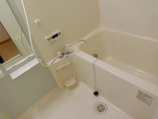 ハーモニーB 101号室の風呂