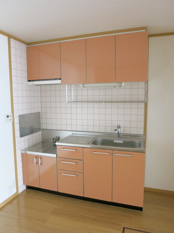 ボナ・ジョルナータ 102号室のキッチン