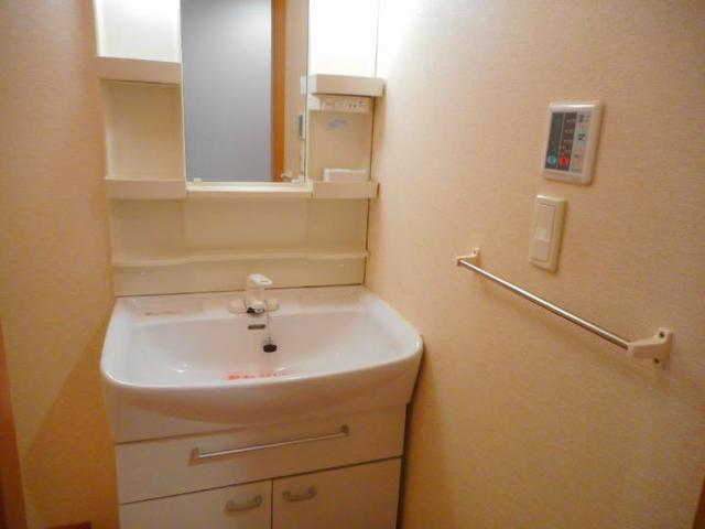 BLUELAGOON WEST 101号室の洗面所