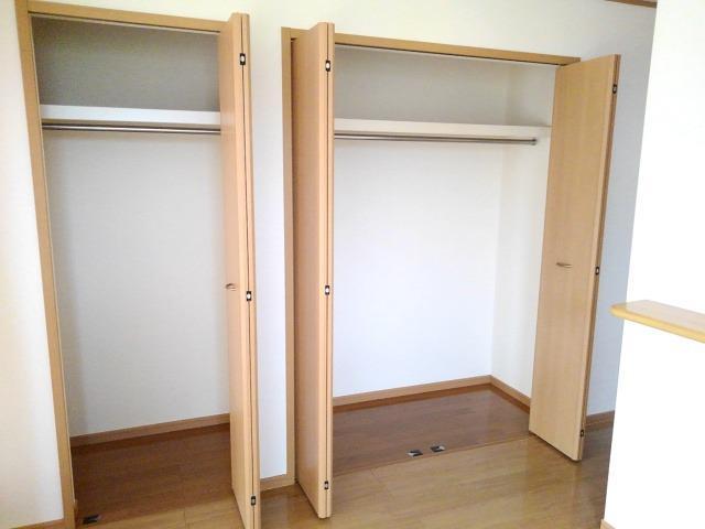 ソレアード 01040号室の収納