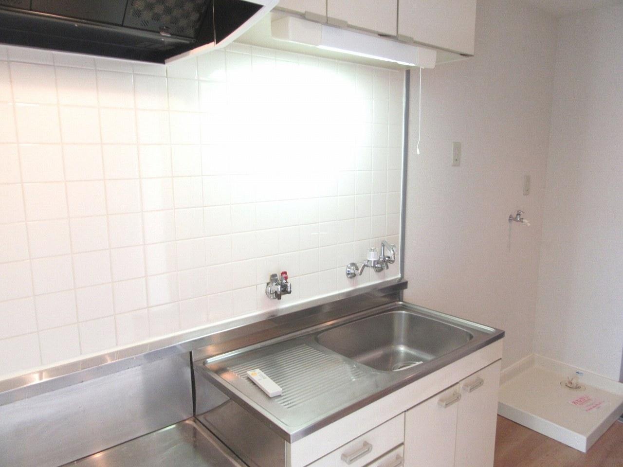 キャッスルミノオ 01030号室のキッチン