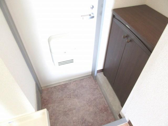 キャッスルミノオ 01030号室の玄関