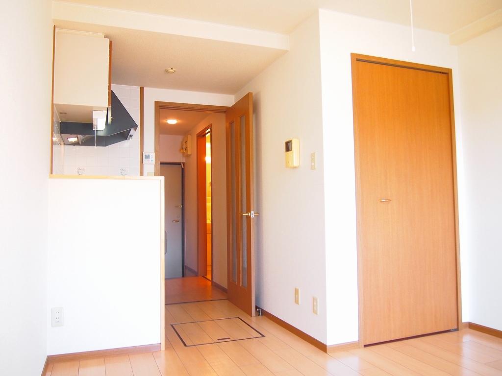 カーサ・リオン 102号室の居室