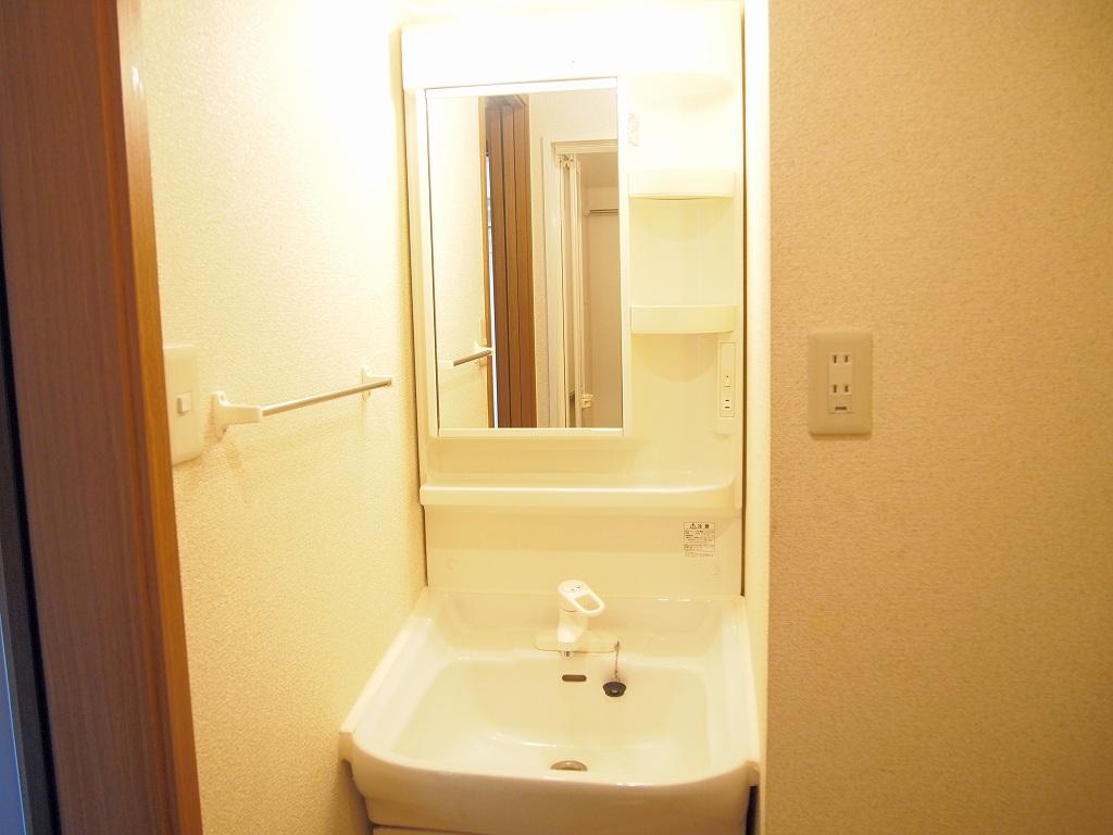 カーサ・リオン 102号室の洗面所
