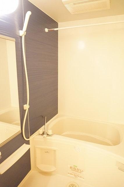 メリオル カザ A 01020号室の風呂
