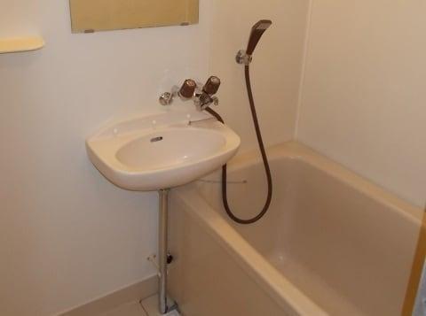 ベルハイツA 01020号室の風呂