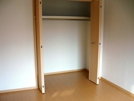 ベルハイツA 01020号室の収納