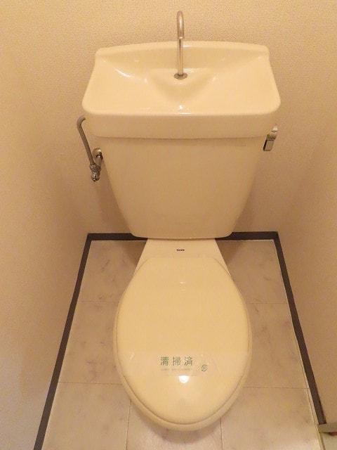 アーバンヒルズ 02050号室のトイレ