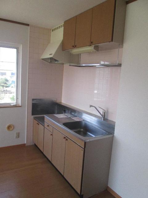 プリムローズ 02010号室のキッチン