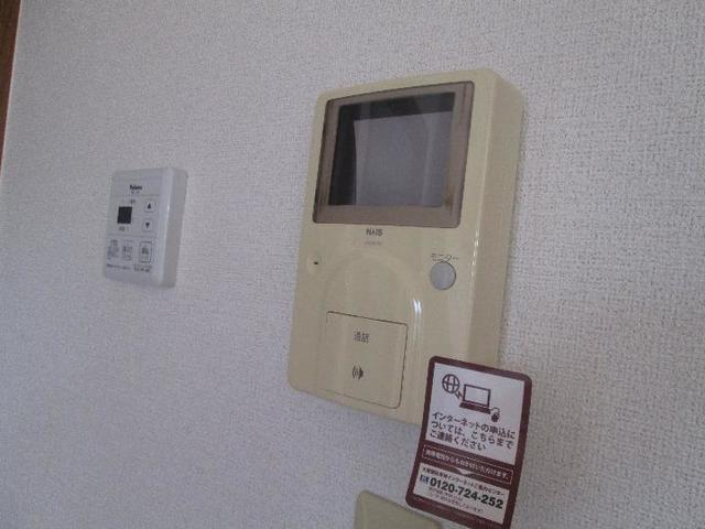 プリムローズ 02010号室のセキュリティ