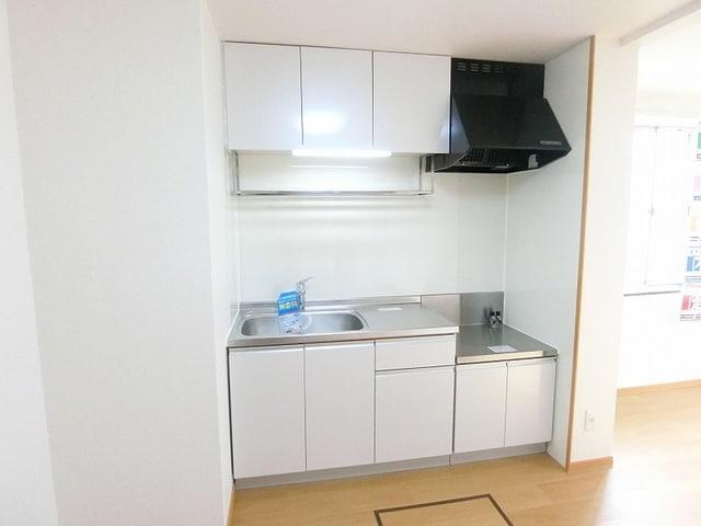 アルコバレーノ B 01010号室のキッチン