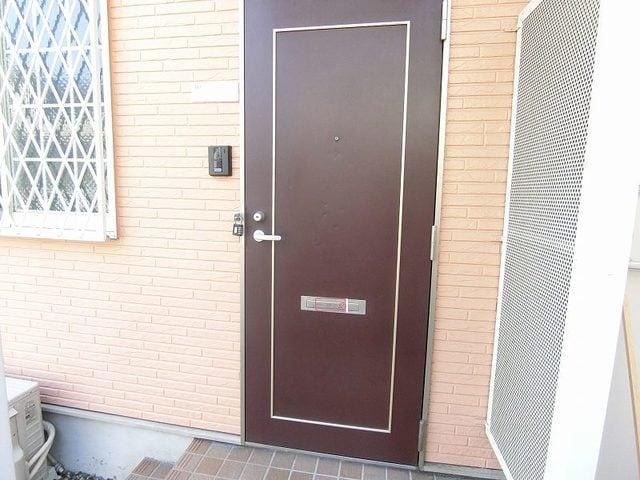 アルコバレーノ B 01010号室のエントランス