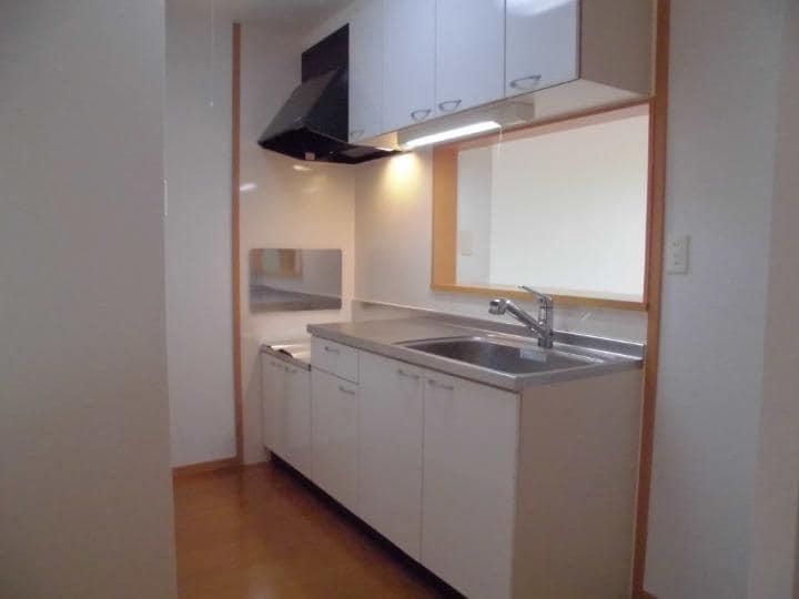 メリディオⅢ 02020号室のキッチン