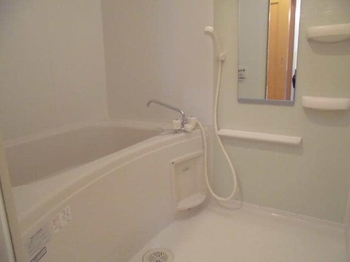 メリディオⅢ 02020号室の風呂