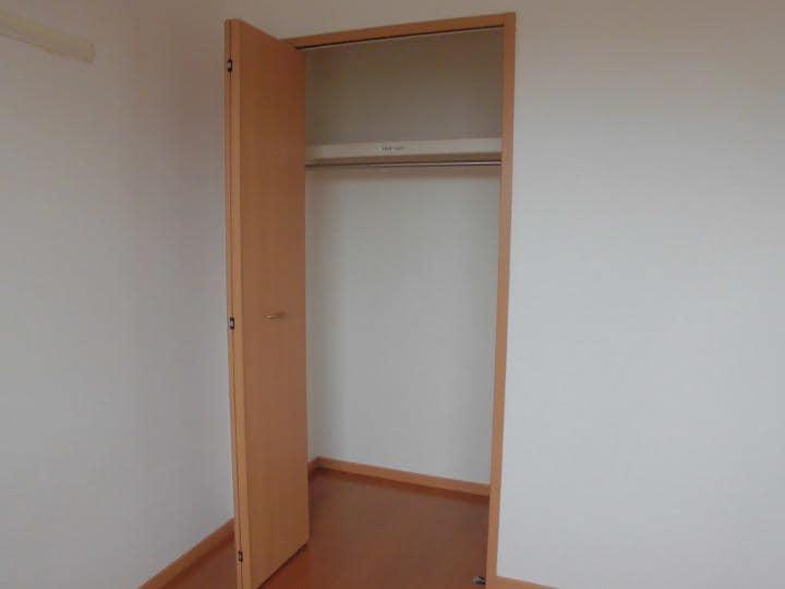 メリディオⅢ 02020号室の収納