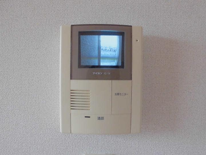 メリディオⅢ 02020号室のセキュリティ