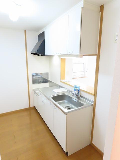 グランシャンテ 02020号室のキッチン