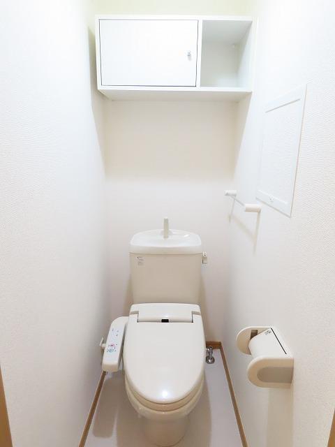 グランシャンテ 02020号室のトイレ