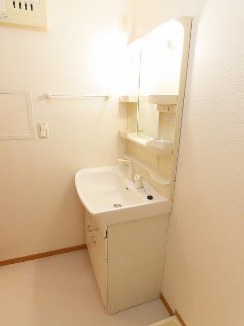 グランシャンテ 02020号室の洗面所