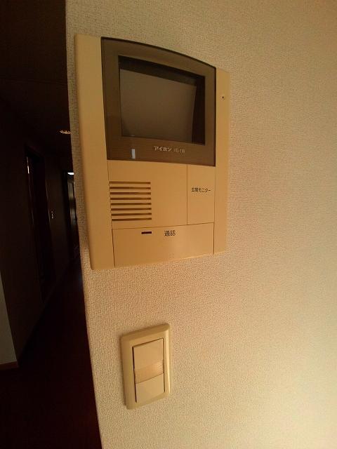 サンブライト 203号室のその他設備