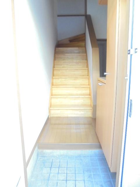 カーサグランビューA 02030号室の玄関