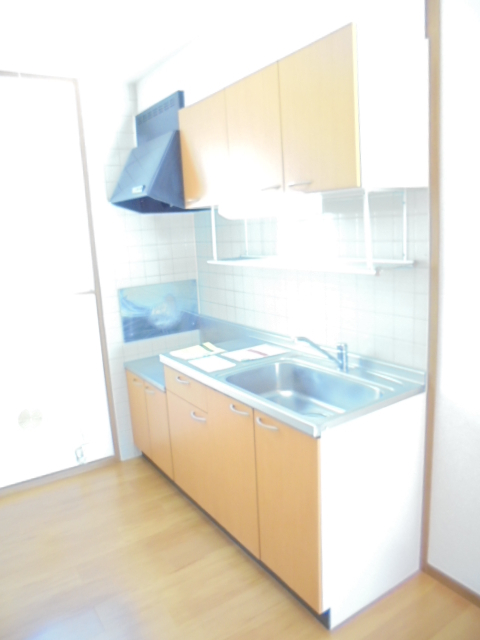 カーサグランビューA 02030号室のキッチン