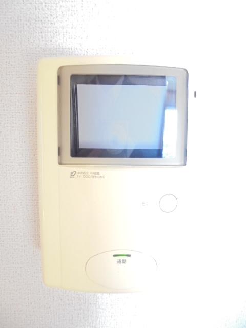 カーサグランビューA 02030号室のセキュリティ