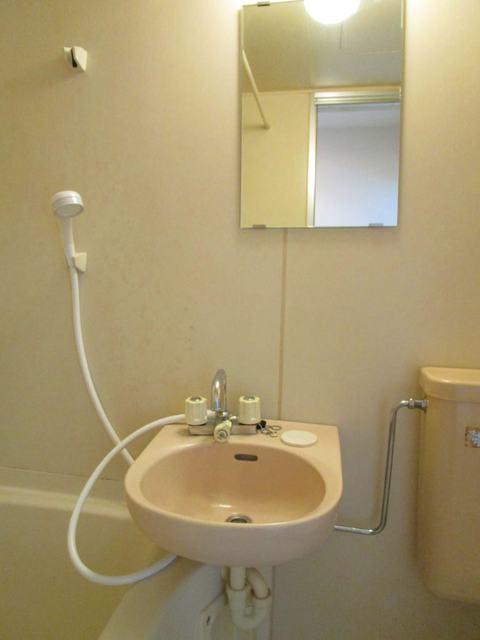 ドーミ-セイセキ 103号室の洗面所
