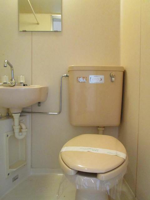 ドーミ-セイセキ 103号室のトイレ