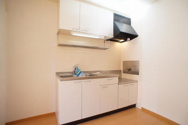 ロ-ズシティ- 02020号室のキッチン