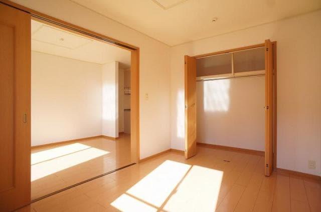 ロ-ズシティ- 02020号室の収納
