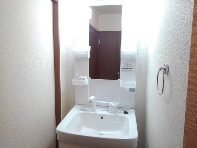 パルネットアメニティ 02020号室の洗面所