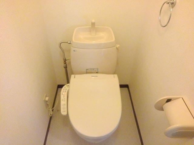 パルネットアメニティ 02020号室のトイレ