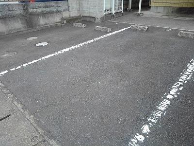 パルネットアメニティ 02020号室の駐車場