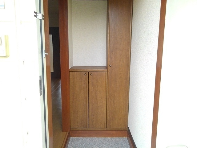 パルネットアメニティ 02020号室の玄関
