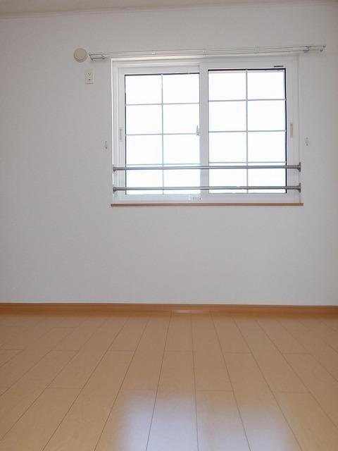 ポラリスⅡ 02030号室のベッドルーム