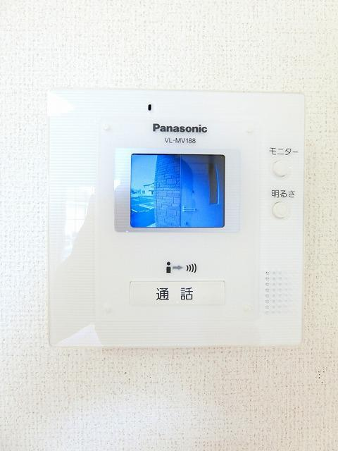 アンビエンテB 02030号室のセキュリティ