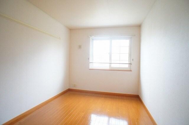 アネックス笹井 204号室の玄関
