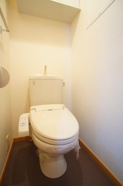 アネックス笹井 204号室のトイレ
