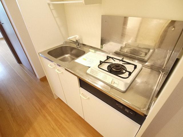 メゾン御生 104号室のキッチン