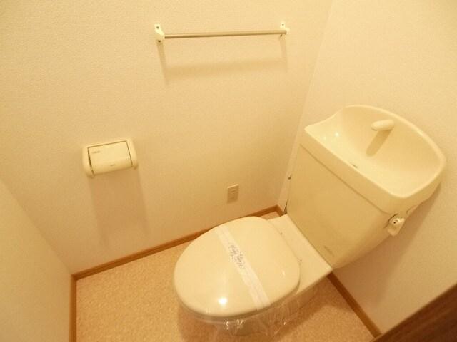 メゾン御生 104号室のトイレ