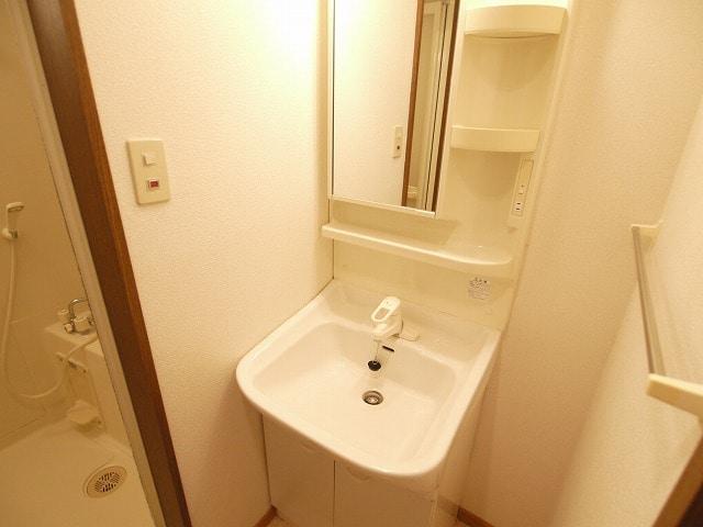 メゾン御生 104号室の洗面所